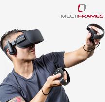Facebook Introducing Virtual Reality!